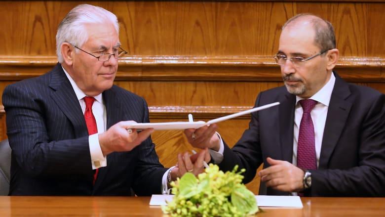 تجديد اتفاق عسكري اقتصادي بين الأردن وأمريكا لخمس سنوات