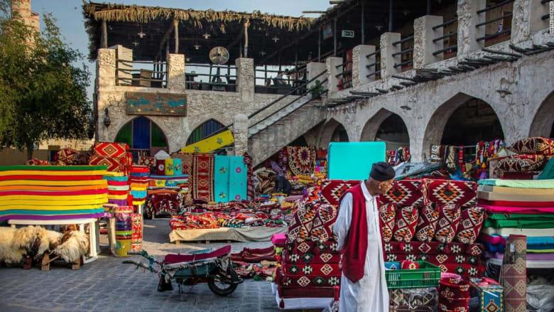 رحلة عبر الزمن: هذا ما يمكنك فعله في أقدم سوق قطري!