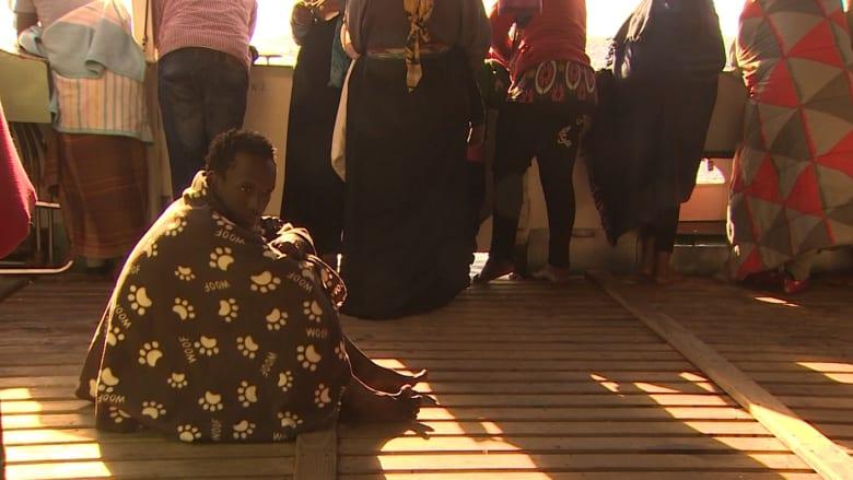 مهاجرون يروون قصصاً موجعة عن حالات التعذيب في ليبيا