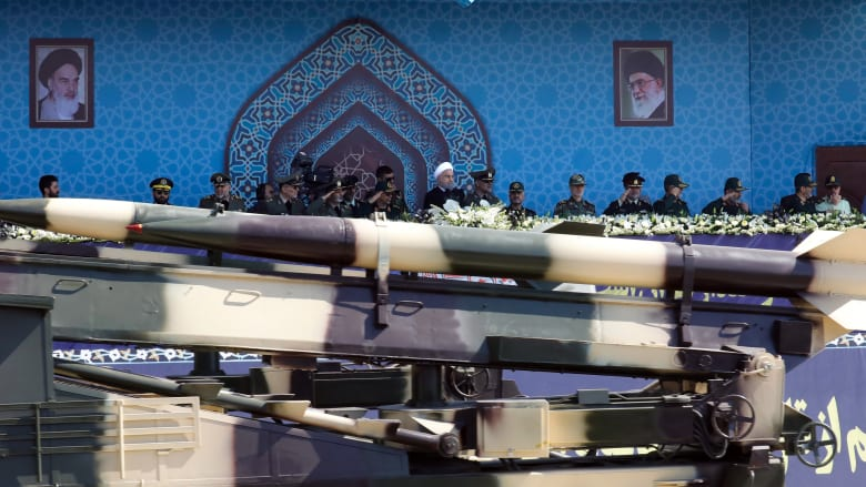 إيران تهدد بتدمير تل أبيب وتقلل من شأن أنظمة الدفاع الصاروخي بالسعودية