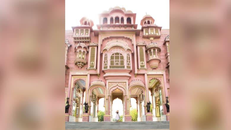 هل هذه المدينة الوردية الأجمل في العالم؟