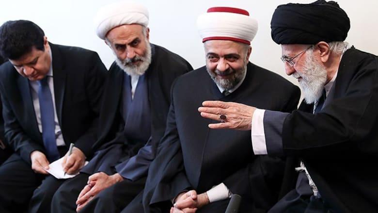 خامنئي لوفد سوري: الأسد مناضل صامد وسنصلي بالقدس قريبا