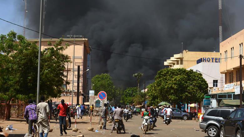 الدفاع الفرنسية لـCNN: وضع سفارتنا في بوركينا فاسو تحت السيطرة