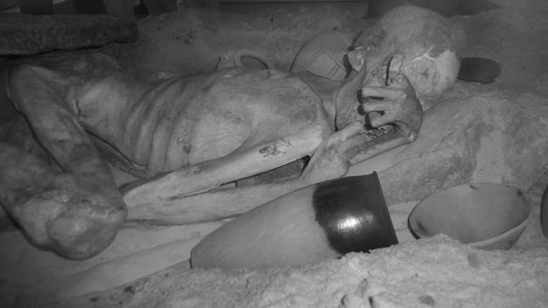 أقدم وشوم فنية في العالم.. على أجساد مومياوات مصرية