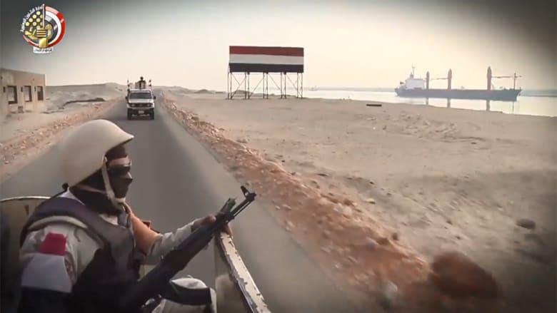 """مصر: القضاء على عشرة """"عناصر تكفيرية"""" ضمن عملية """"سيناء 2018"""""""