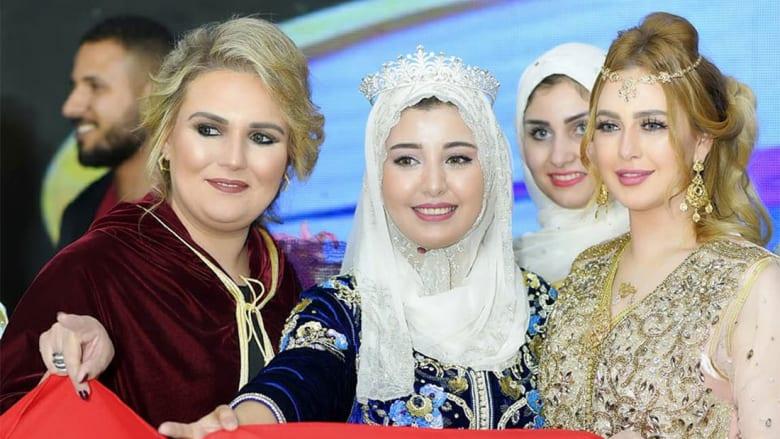 """شابة مغربية هي """"ملكة جمال المحجبات العرب"""" لعام 2018"""