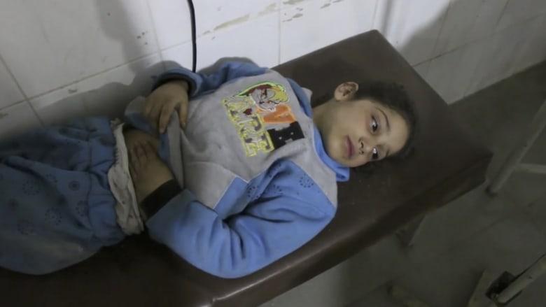 شاهد.. ليلة من الجحيم في الغوطة وألف قتيل في أسبوعين