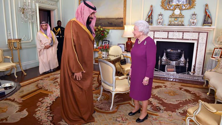 حصيلة زيارة ولي العهد السعودي إلى لندن.. اتفاقيات متنوعة واستثمارات بـ100 مليار دولار
