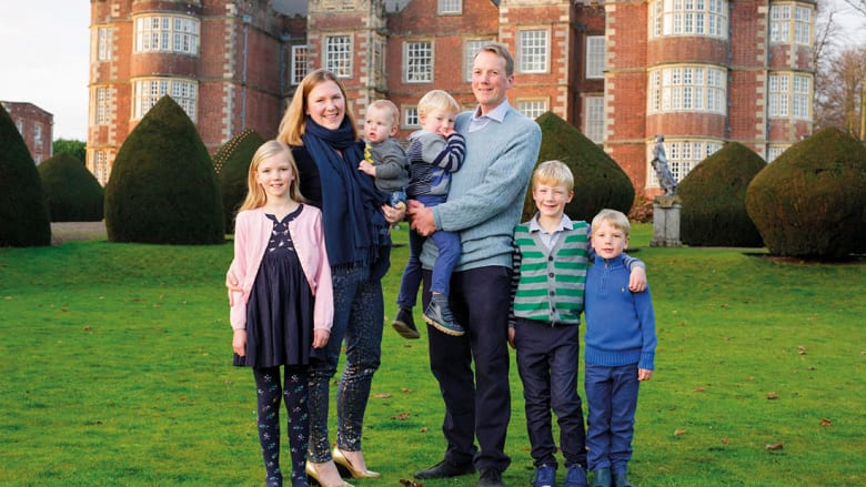 كيف تحافظ على منزل بريطاني ريفي فخم في القرن الـ21؟