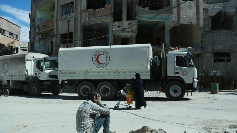 الشايع يكتب لـCNN عن حصار الغوطة: أين العالم من مآسي البشر؟