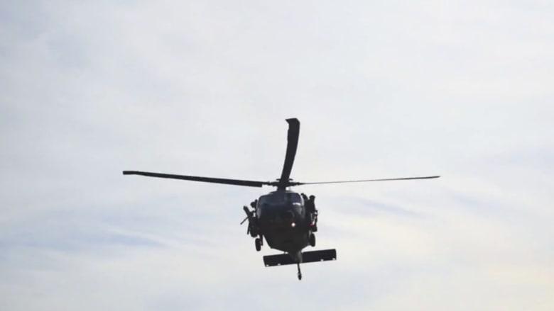 مقتل 7 جنود أمريكيين بتحطم مروحيتهم غرب العراق