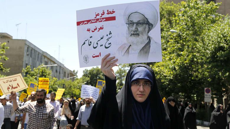 تباين موقف الصدر من احتجاز عيسى قاسم بالبحرين وحسين الشيرازي بإيران