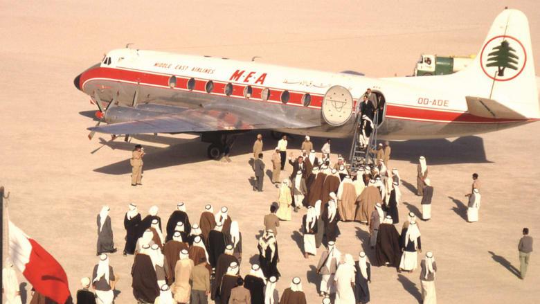 بالصور..جولة في تاريخ مطار دبي الدولي