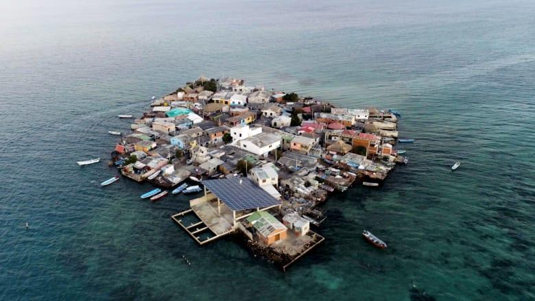 كيف يكون العيش في الجزيرة الأكثر كثافة سكانية بالعالم؟