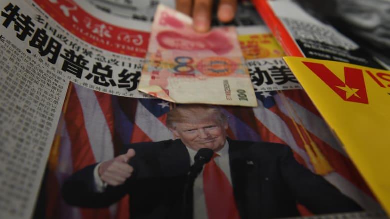 حرب تجارية بين أمريكا والصين.. ما الذي يعنيه ذلك؟