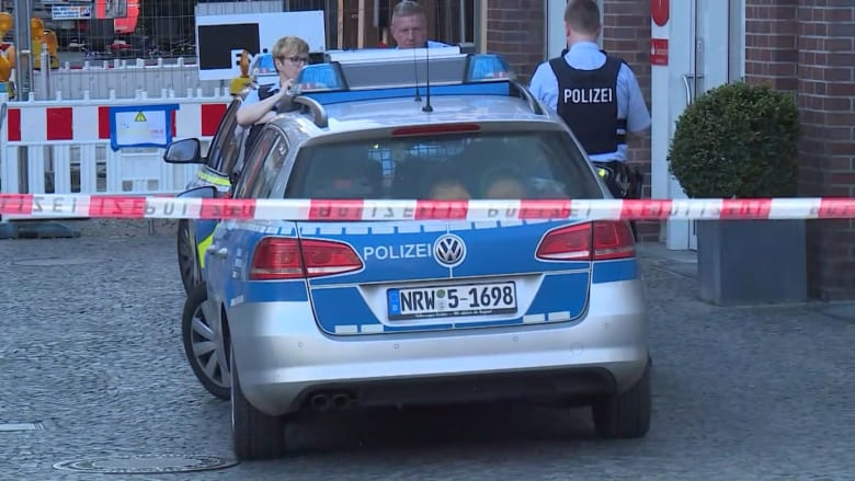 ألمانيا: السائق المتسبب بحادثة مونستر عمل وحده