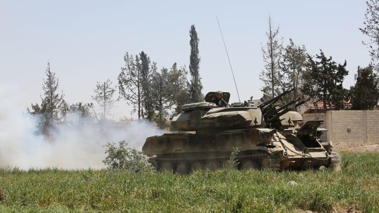 """سوريا: الحكومة تبدأ مفاوضاتها مع """"جيش الإسلام"""" خلال ساعتين"""