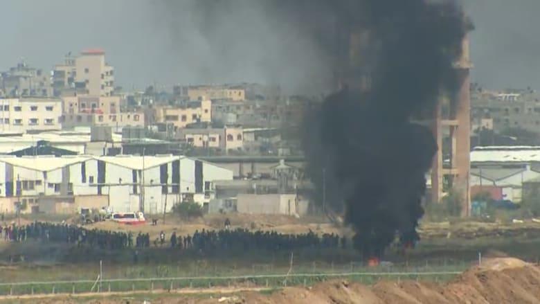 كل ما تحتاج معرفته عن مظاهرات غزة والرد الإسرائيلي