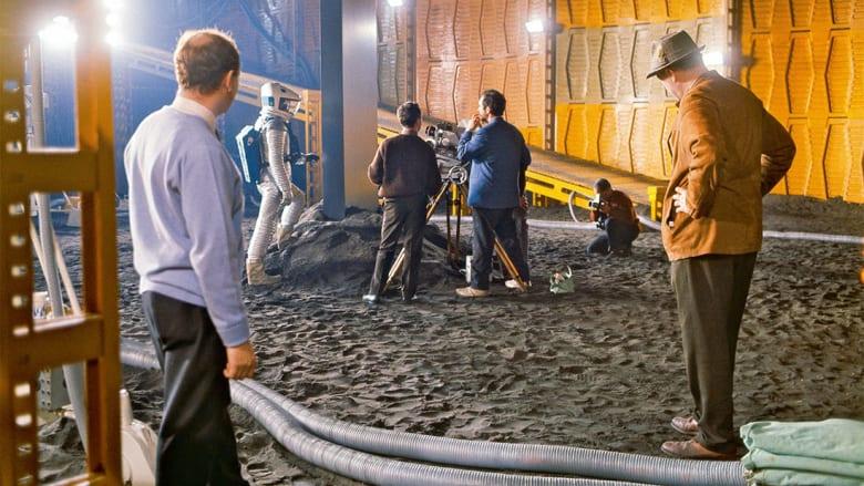 """داخل """"فضاء"""" وخلف كواليس أحد أشهر أفلام هولييود في التاريخ!"""