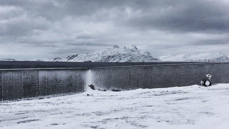 هنا يُعزل أخطر المساجين وسط الثلوج في القطب الشمالي