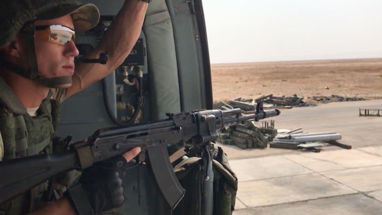 هل تتحول الحرب السورية إلى مواجهة أمريكية - روسية مباشرة؟