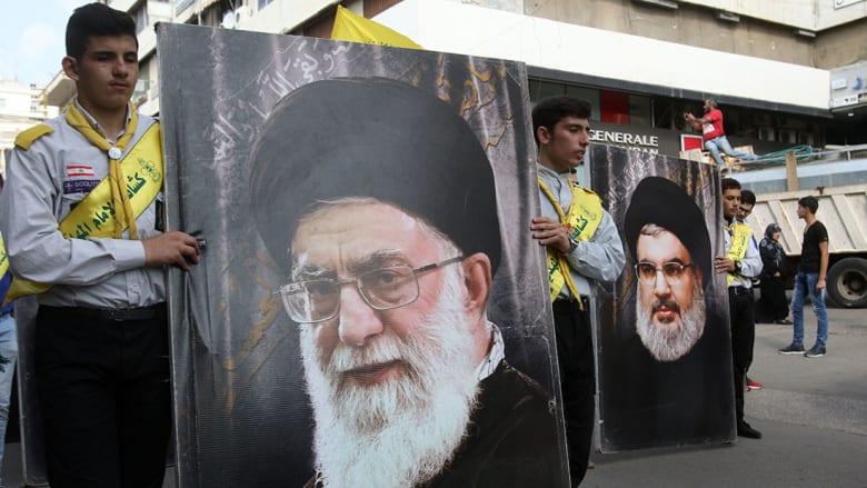 """نصرالله: إسرائيل دخلت في """"قتال مباشر"""" مع إيران.. وتهديدات ترامب بضرب سوريا لا تخيفنا"""