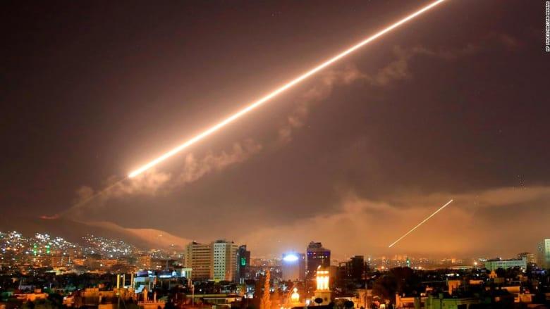 ماذا حدث في سوريا؟ إليكم التفاصيل الكاملة للضربة الثلاثية
