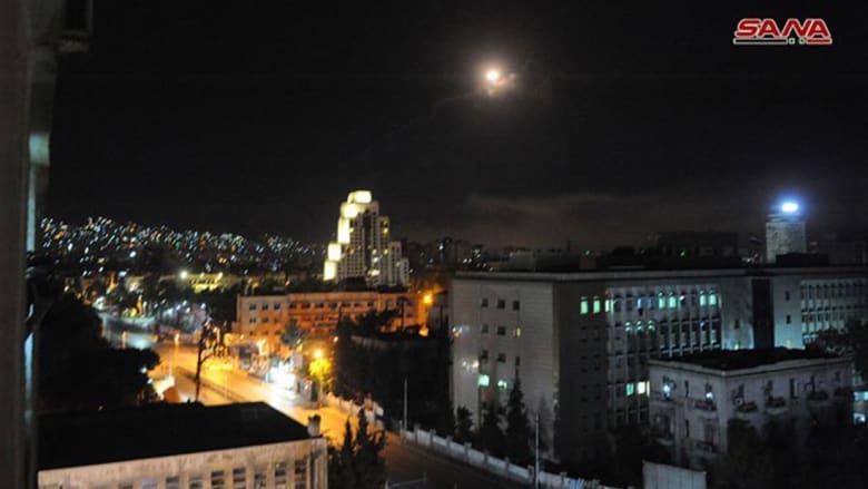 مسؤولان بأمريكا: ضربات الليلة بسوريا ليست النهاية.. ونراقب رد روسيا