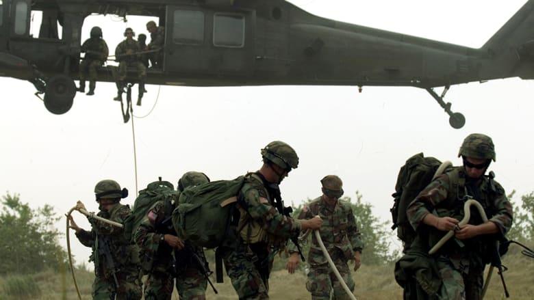 """البنتاغون يعلق على تقرير وجود """"قوات خاصة أمريكية في السعودية"""""""