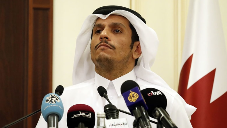 قطر تدعو لاتفاق إقليمي جديد: دعوتنا للحوار ليست شيكا على بياض