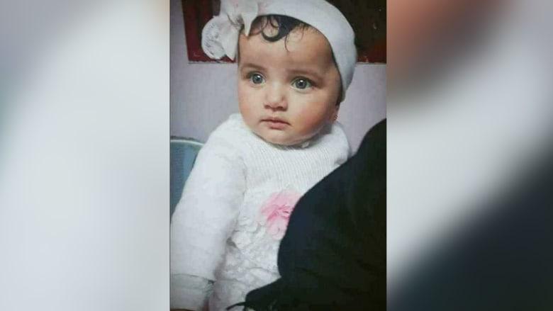 مقتل رضيعة فلسطينية بسبب الغاز المسيل للدموع في غزة