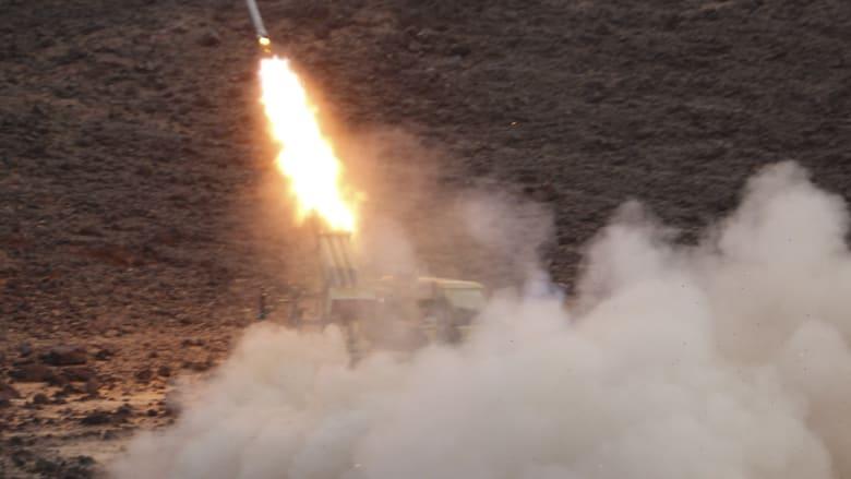 التحالف العربي يعترض صاروخا باليستيا أُطلق من مدينة صعدة اليمنية