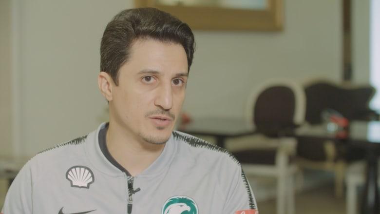 نواف التمياط لـCNN: لا أقبل ألا يترشح محمد صلاح للكرة الذهبية