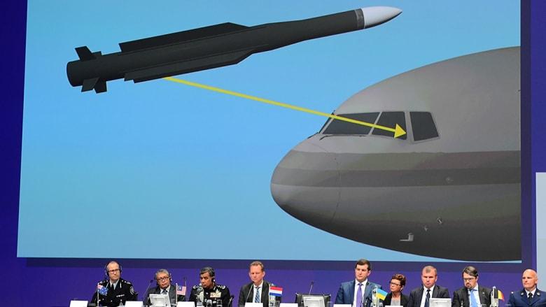 هولندا وأستراليا تحملان روسيا رسميا مسؤولية اسقاط MH17.. وبيسكوف يرد