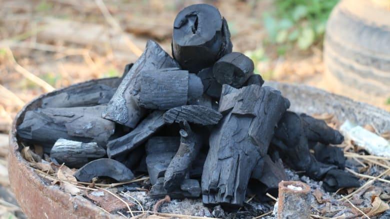 """مهندس فلسطيني ينتج الفحم الحيوي بطريقة """"مبتكرة"""""""