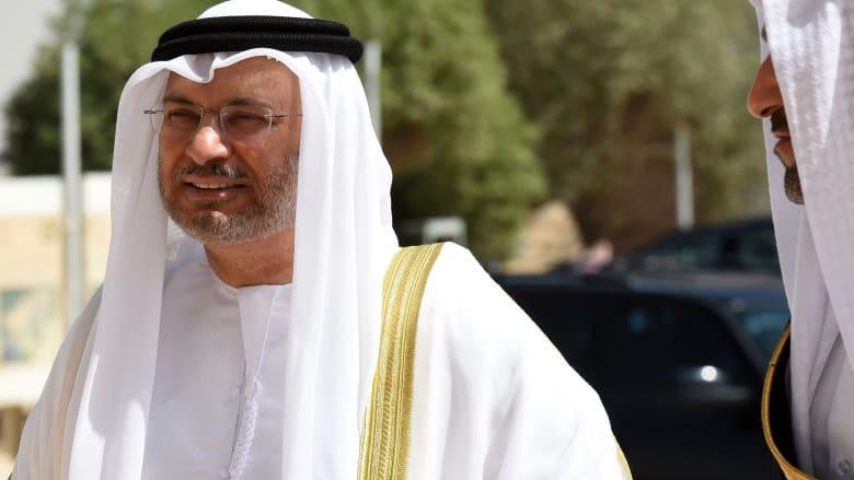 قرقاش لقطر: مصلحة الشعوب أهم من أي طموح سياسي