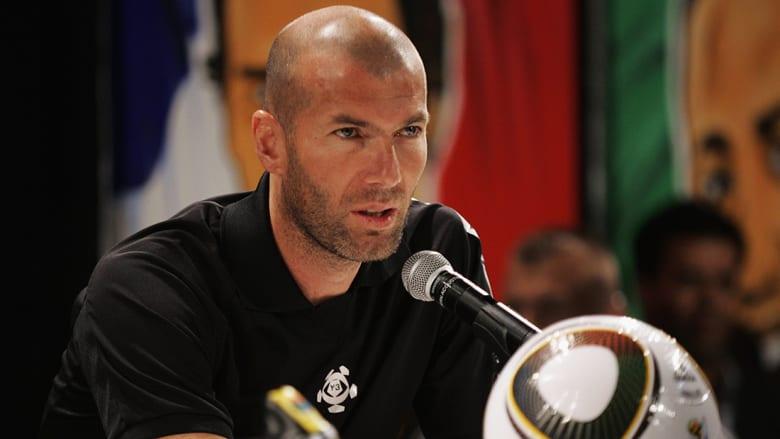 زين الدين زيدان يستقيل من منصبه كمدرب لنادي ريال مدريد