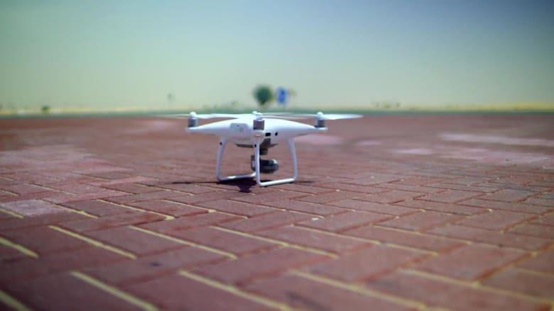 اكتشف أثر الطائرات بدون طيار على الحياة اليومية في دبي