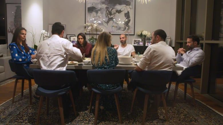 رحلة الطعام العربي من الشرق إلى الغرب.. على يد الشيف داليا دغمش