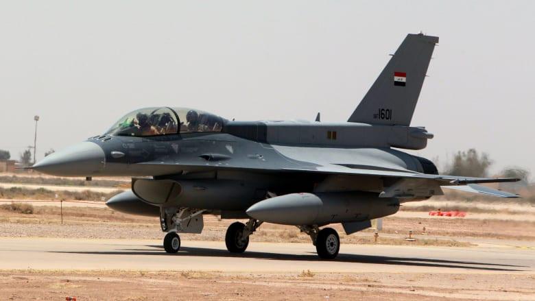 الجيش العراقي يعلن ضرب مواقع لتنظيم داعش داخل الأراضي السورية