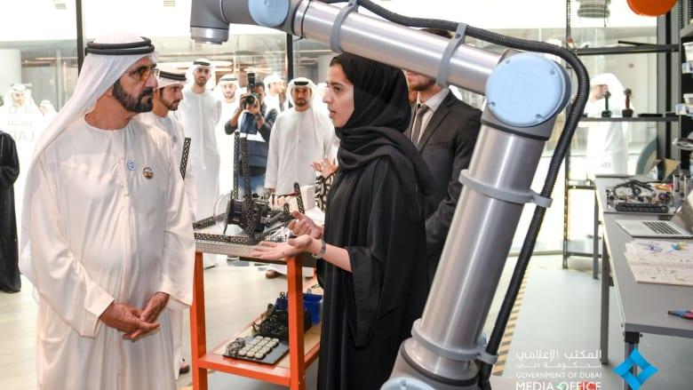 """منطقة 2071...""""حديقةٌ"""" تهدف إلى إحداث التغيير في دبي"""