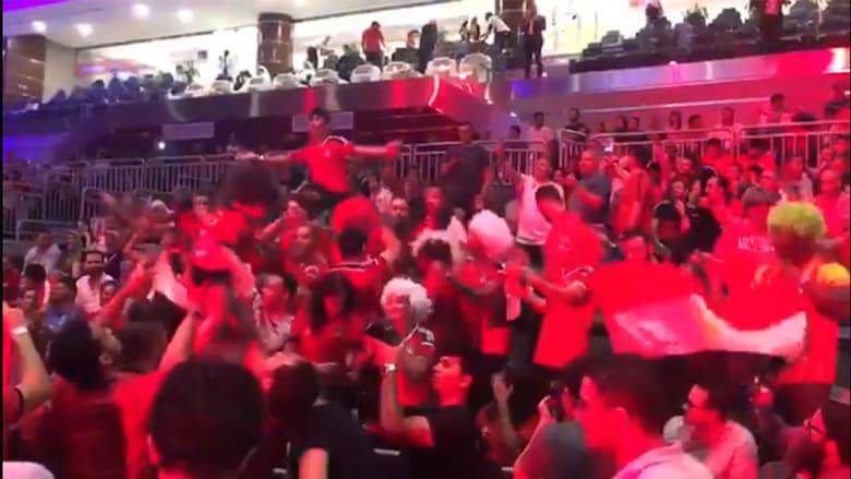 كيف علقت المتحدثة باسم خارجية قطر على فيديو لمشجعي منتخب مصر بالدوحة؟