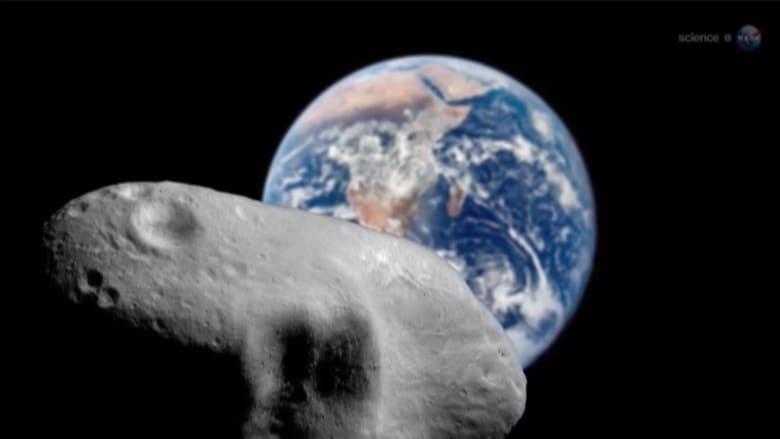 شاهد.. خطة أميركية لحماية الأرض من الكويكبات