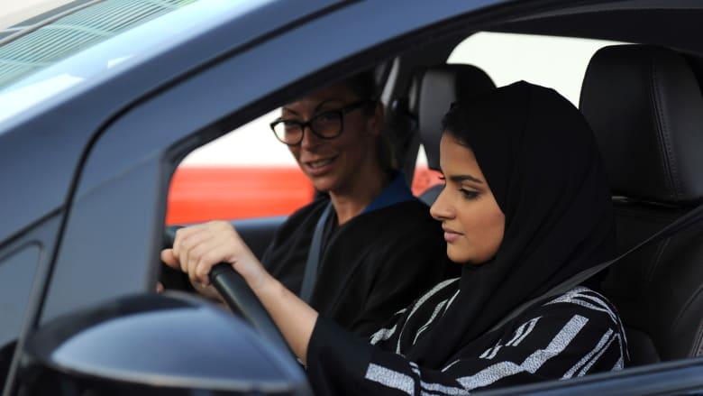 شاهد.. هذه رحلة السعوديات الطويلة نحو قيادة السيارات