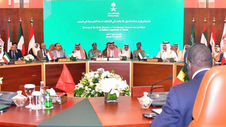 """وزير الإعلام السعودي: تحالف """"دعم الشرعية"""" استعاد 85% من أراضي اليمن"""