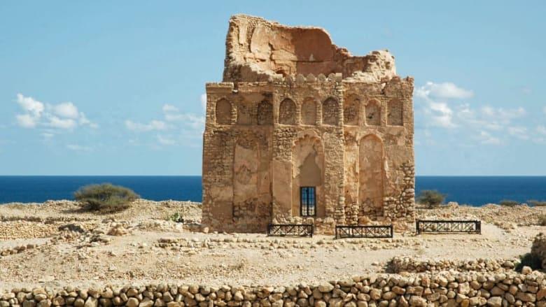 مدينة قلهات التاريخية في عُمان