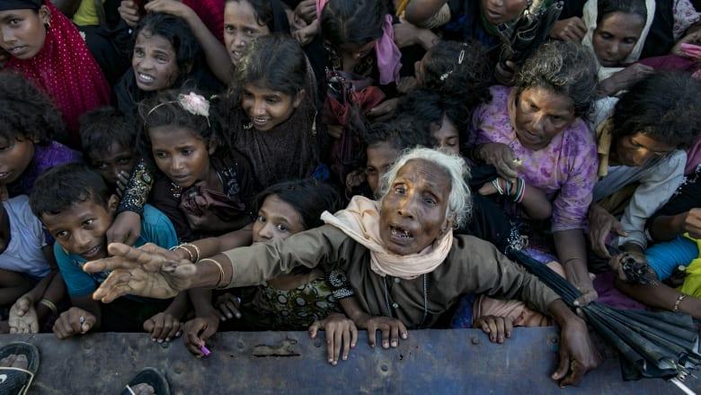 """غوتيريش ورئيس البنك الدولي إلى بنغلاديش """"تضامنا مع الروهينغا"""""""