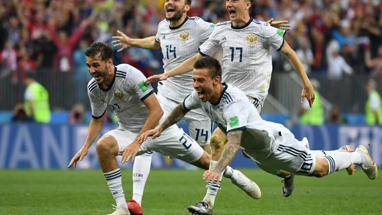 """مساكم مونديال.. روسيا لم تسرق الفوز وبداية """"أزمة"""" لإسبانيا"""