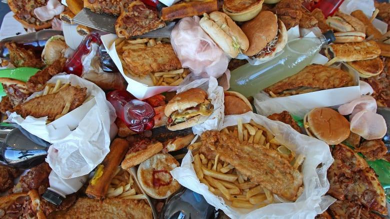 Unhealthy Snacks