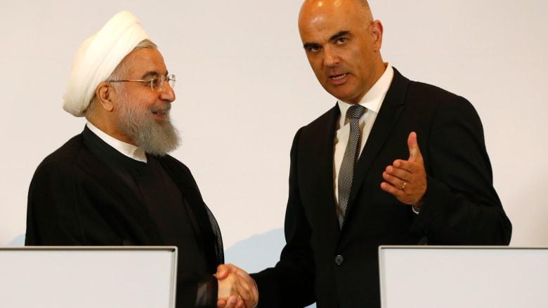 روحاني يجدد التزام إيران بالاتفاق النووي وينتقد تفريق الأمهات عن أبنائهن